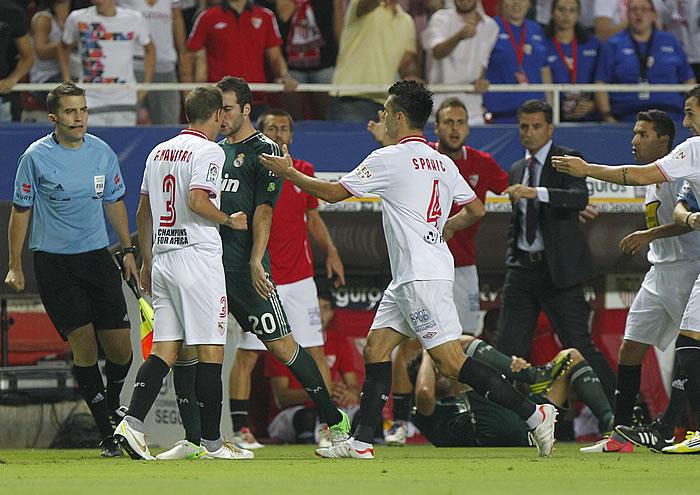 Feliz Sevilla, triste Madrid
