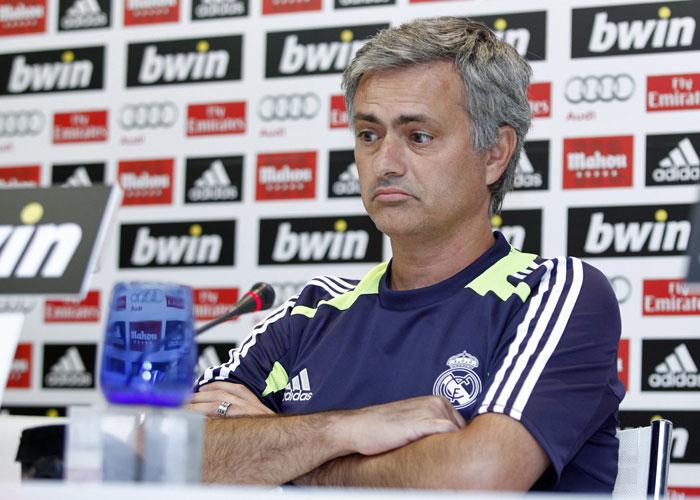 """Mourinho: """"Mi convicción es que mañana tendré equipo"""""""