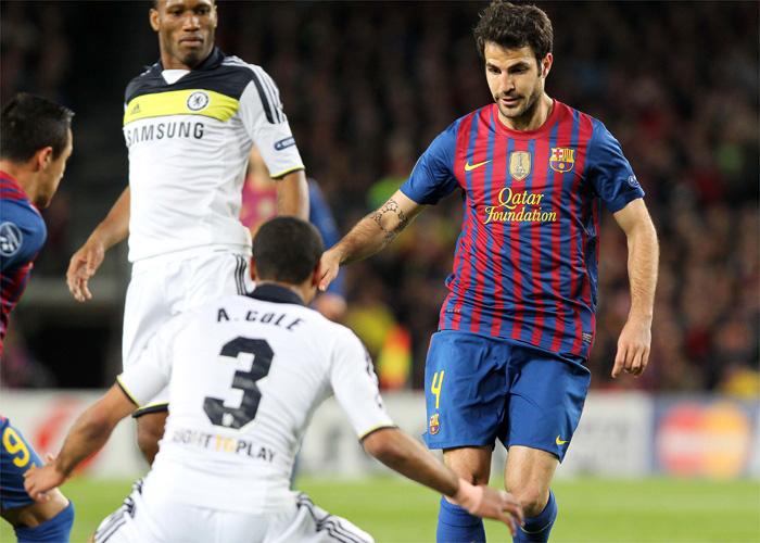 """Cesc: """"Sería fantástico jugar la final contra el Chelsea"""""""