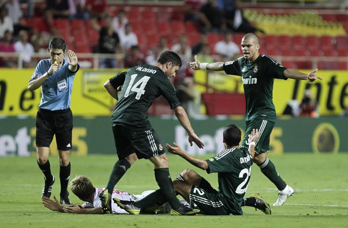 Un Madrid irreconocible