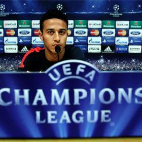 """Thiago: """"Estoy preparado para jugar los 90 minutos"""""""