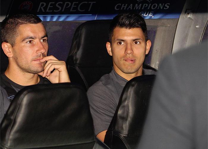 """Agüero: """"Si al Real Madrid le hubiese interesado estaría aquí"""""""