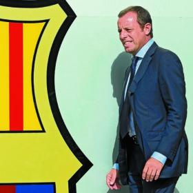 Rosell: &quot;Hay que trabajar ya en la renovacin de Messi&quot;