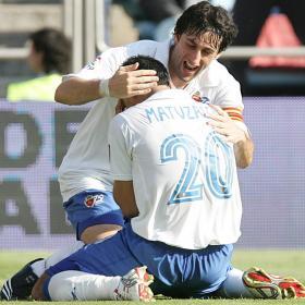 El Zaragoza no gana al Osasuna desde los tiempos de Matuzalem