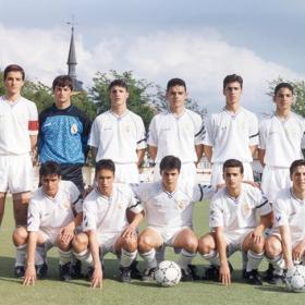 Veinte años del primer partido de Raúl con la camiseta madridista