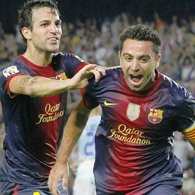 Xavi redime al Barcelona