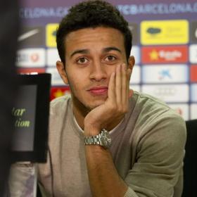 """Thiago Alcántara: """"Lo de Messi y Villa no fue un rifirrafe"""""""