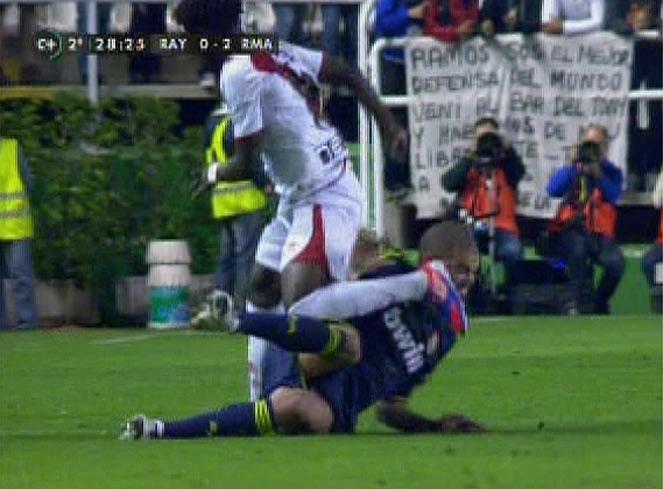 Lass dejó los tacos a Pepe tras una entrada del portugués