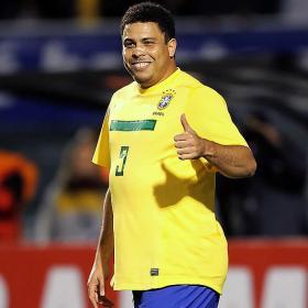 "Ronaldo: ""Estoy derrotado, no soporto esta barriga"""