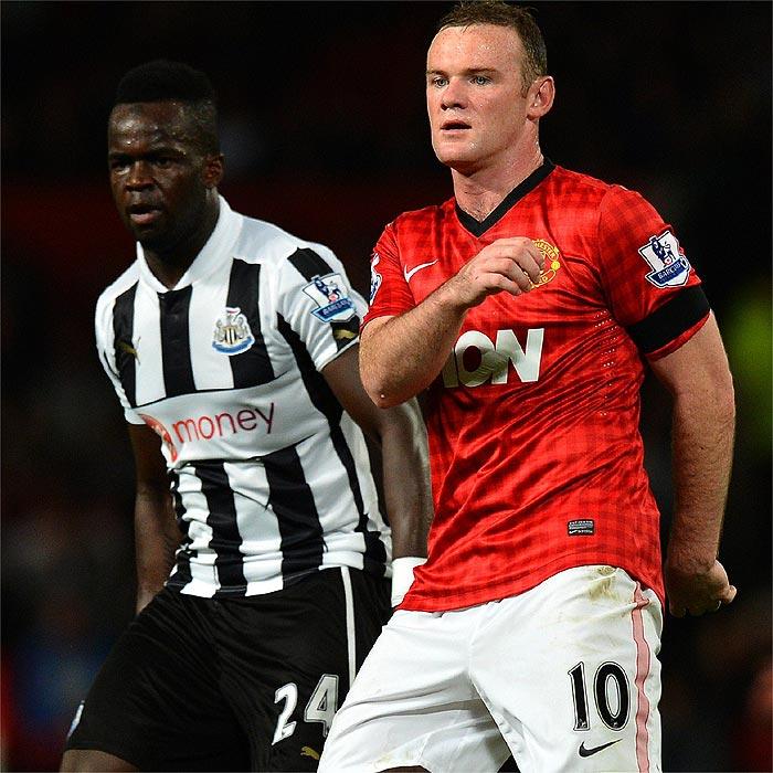 """Rooney: """"Con Van Persie en el equipo podré descansar más"""""""