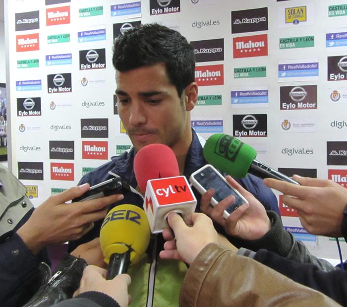 """Guerra: """"No soy Ronaldo; sólo quiero hacer las cosas bien"""""""