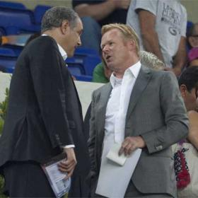 "Ronald Koeman: ""I'd give the Balon d'Or to Cristiano"""