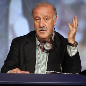Del Bosque, sobre el Clsico: &quot;No soy bueno en las quinielas&quot;