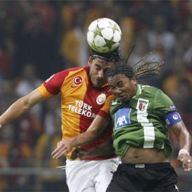 El Galatasaray cae con el Braga y pierde sus esperanzas