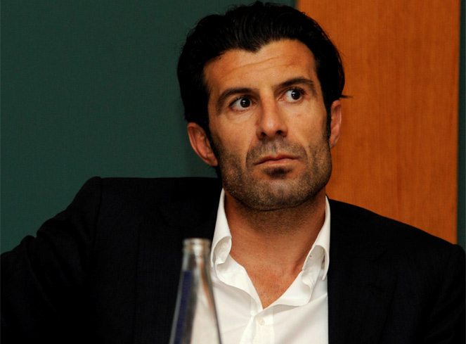 """Figo en 'Al Jazeera Sport': """"A Raúl le echaron del Madrid"""""""