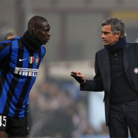 "José Mourinho: ""I could write a book about Mario Balotelli"""