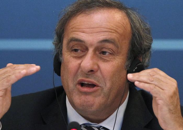 """Platini amenaza con """"medidas severas"""" a los clubes rumanos"""