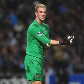 """Rooney elogia a Hart: """"Es el mejor portero"""""""