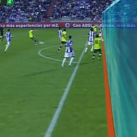 Borbal n se equivoca en el fuera de juego de verd mas for Fuera de juego futbol