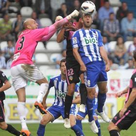 El Sabadell cae ante la mejor versión de la 'Ponfe'