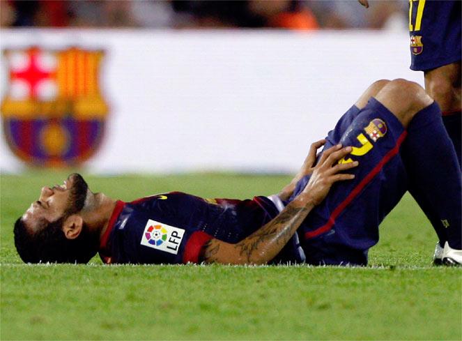 El servicio médico del Barça no da abasto esta temporada