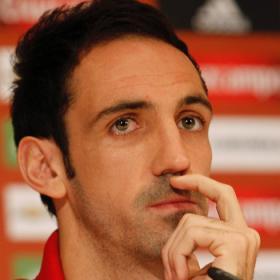 """Juanfran: """"A la gente le gusta que el Atleti esté arriba"""""""