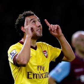 Santi Cazorla, de nuevo jugador del mes del Arsenal