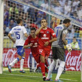 """Diego Castro: """"El equipo puede estar bastante satisfecho"""""""