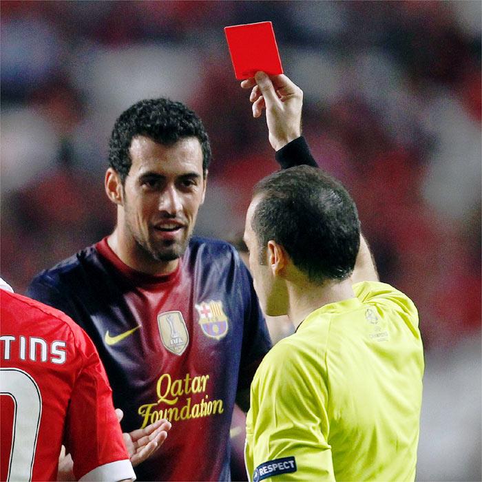 El Barcelona recurrirá ante la UEFA la sanción a Busquets
