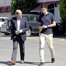 Pellegrino pide refuerzos para encauzar el rumbo