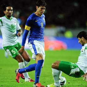 """Kaká: """"Marqué un gol y participé bien; soy muy feliz"""""""