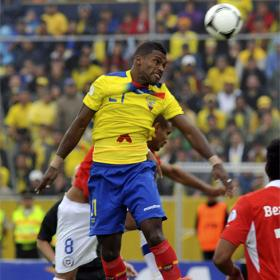 Ecuador sigue con el 100% en Quito y Chile pierde el rumbo