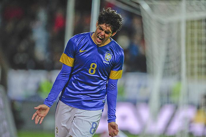 """Kaká: """"Estoy feliz y en el futuro sólo queda mejorar"""""""
