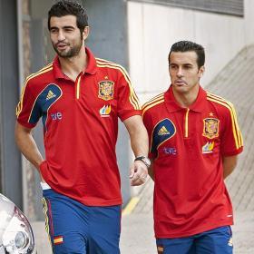 """Pedro: """"Villa pronto estará a su mejor nivel y nos dará mucho"""""""