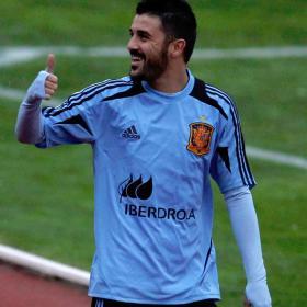 """Villa: """"Debo tener paciencia pero ya estoy preparado"""""""