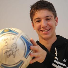 El Madrid quiere al juvenil argentino Vietto