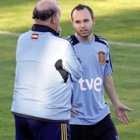 "Andrés Iniesta: ""I am Spanish but I also feel Catalan"""