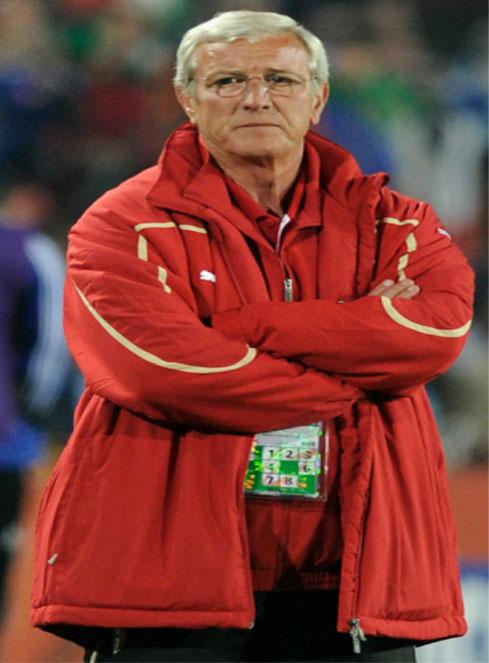 Lippi niega estar interesado en el marfileño Didier Drogba