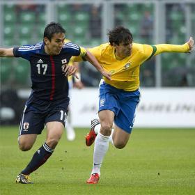 """Kaká: """"He aportado cosas a Brasil y puedo aportar más"""""""