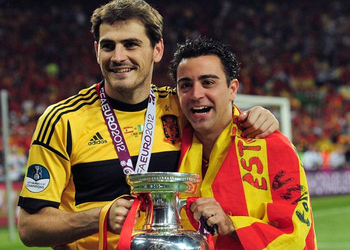 Mañana se entrega el Golden Foot: optan Iker, Xavi y Puyol