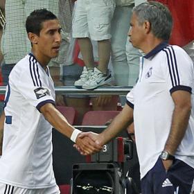 """Di María: """"Mourinho es el mejor técnico de mi carrera"""""""