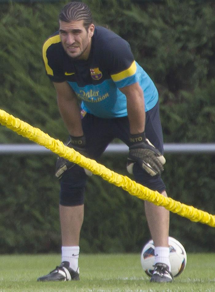 La Comisión Deportiva tratará el futuro de Pinto