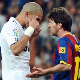 El Barça grabó imágenes espía de Pepe para desprestigiarle