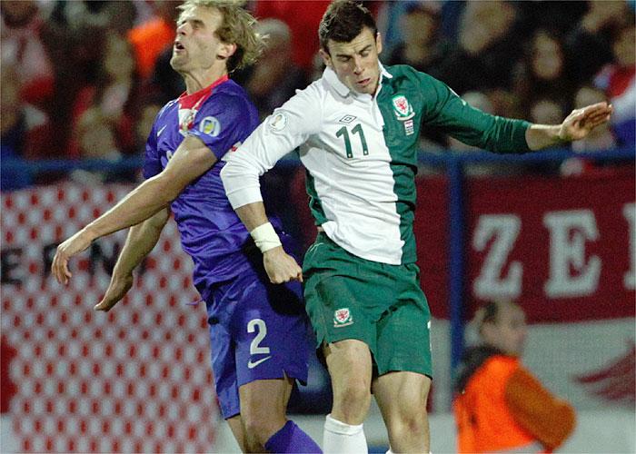 """Modric: """"Bale debería jugar en el Madrid, espero que fiche"""""""