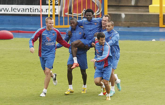 Confían en que Martins siga los pasos de Koné