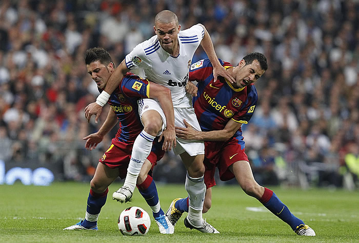 El Barça grabó a Pepe para desprestigiarle