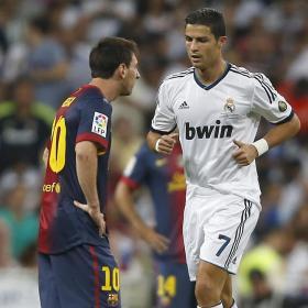 En Liga desde 2010: Cristiano 94, Messi 89