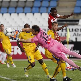 Aleix Vidal apea de la Copa a un gris Alcorcón