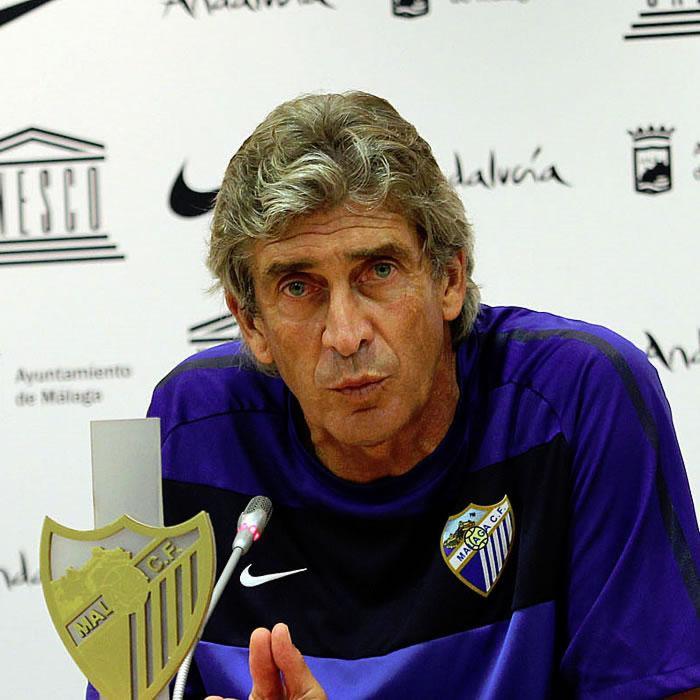 """Pellegrini: """"Ante Valladolid no habrá ningún tipo de rotación"""""""