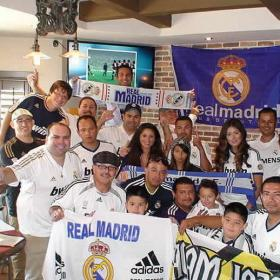 Madridismo en California